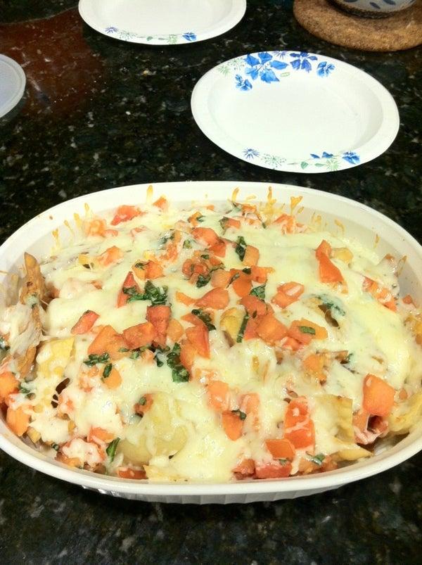 How to Make Bruschetta Pastachos!