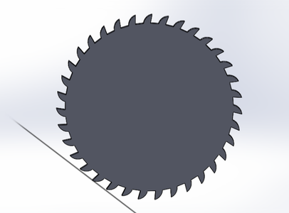 Go Up to Step 4 on This Instructable to Create an Identical Gear Base and Rotate It 180 Degrees