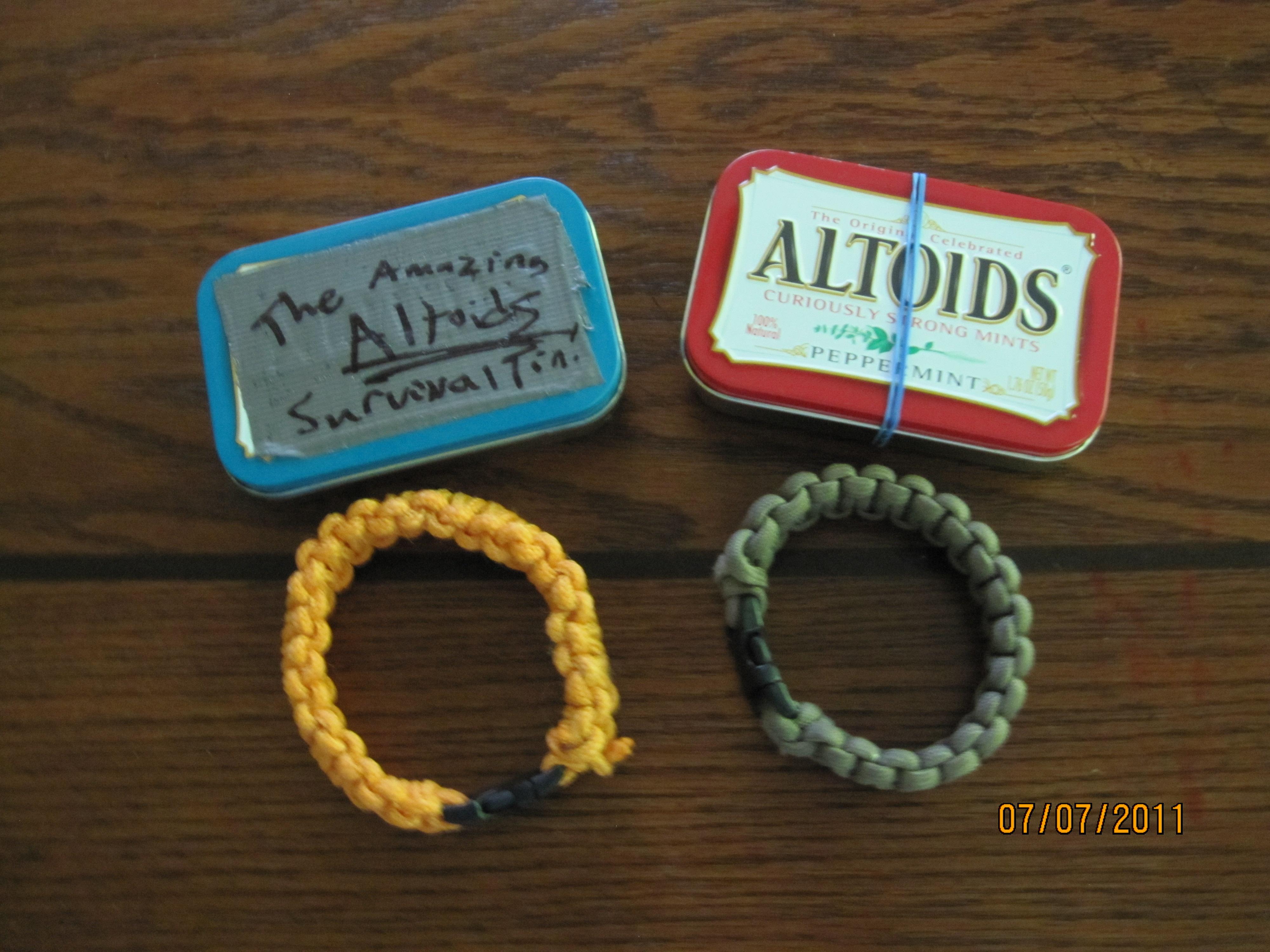THE Other Altoids Survival Kit