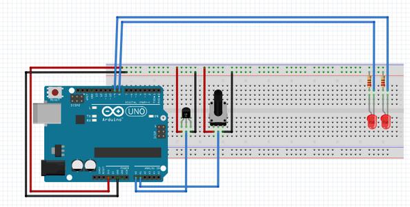 Adding LED Outputs