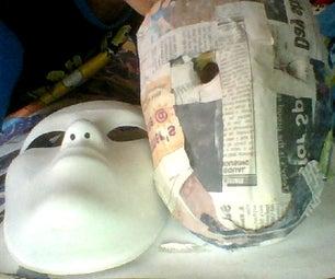 how to make a anbu mask