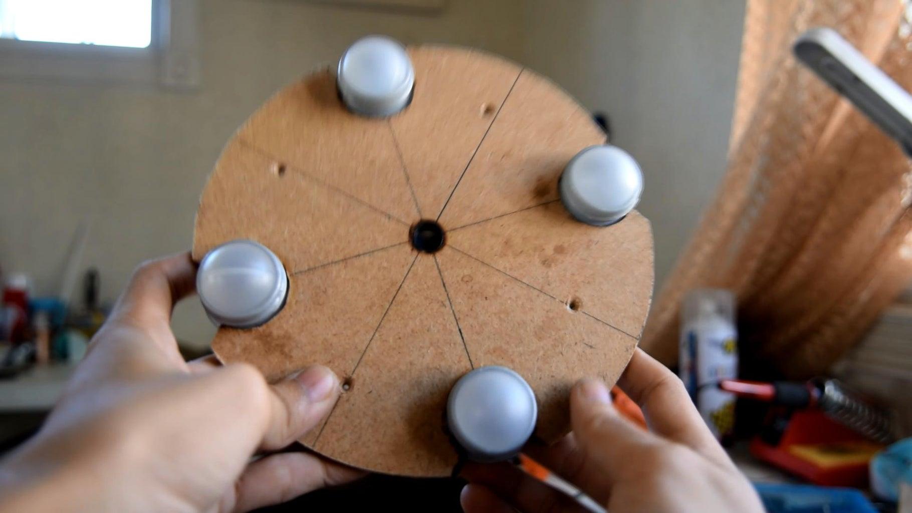 Build BB8's Internal Magnetic Head Mechanism