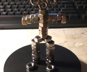 Make Your Own Magnetic Sculpture