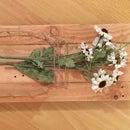 Flower String Art Decoration