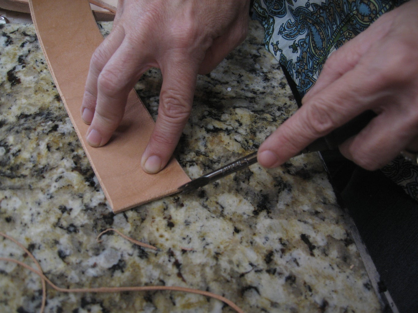 Edging, Grooving and Burnishing