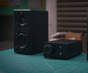 DIY Bass BookShelf Speaker