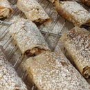Phyllo Meringue Cookies