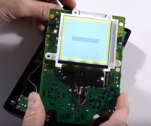 Game Boy Backlight   How to Install   Game Boy DMG