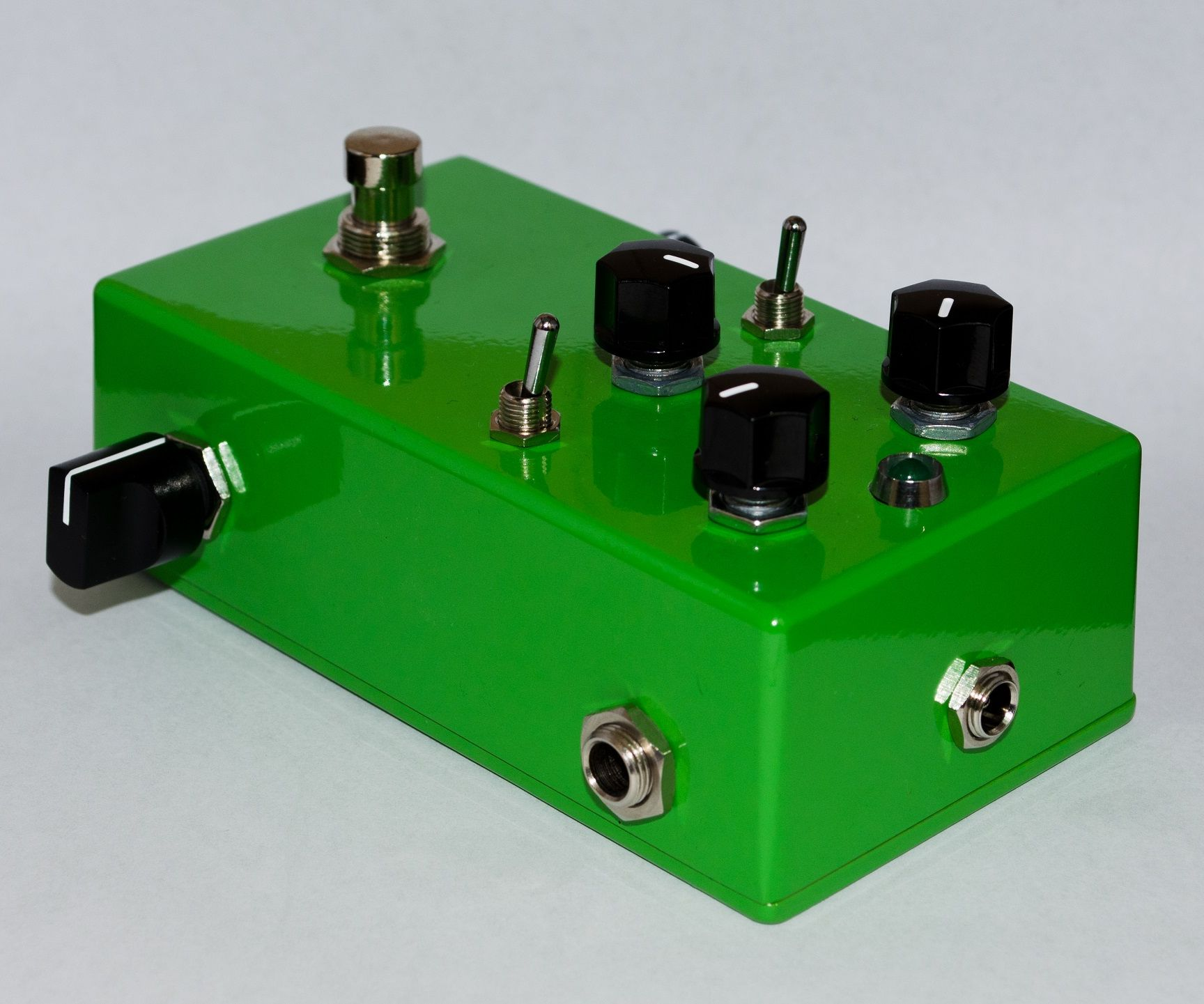 Guitar Pedal - Selectable Diode Tube Screamer