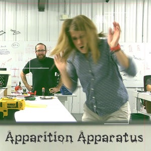 Apparition Apparatus (Halloween Prank)