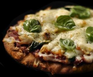 Legit Air Fryer Pizza