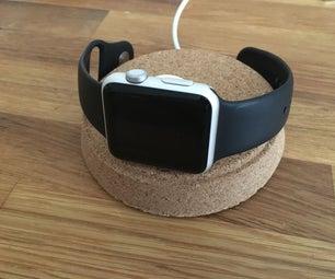 DIY苹果手表充电座(宜家黑客)