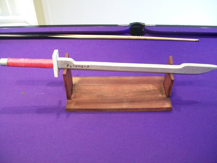 How To Make Wooden Swords