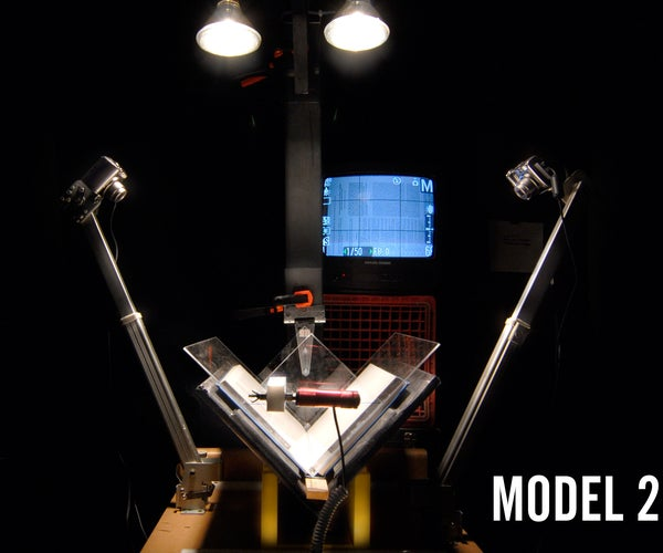 DIY High-Speed Book Scanner From Trash and Cheap Cameras