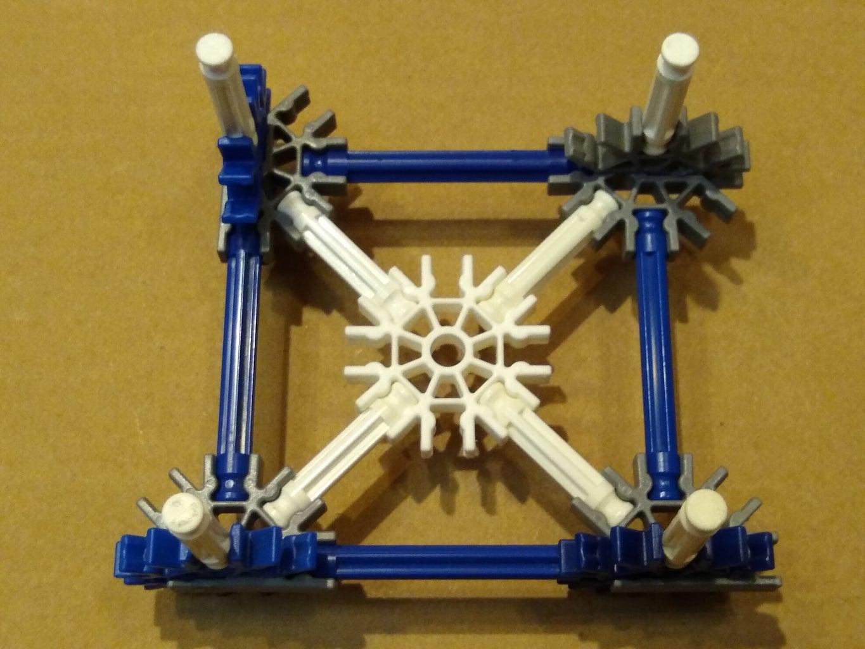 Build Motor Cage