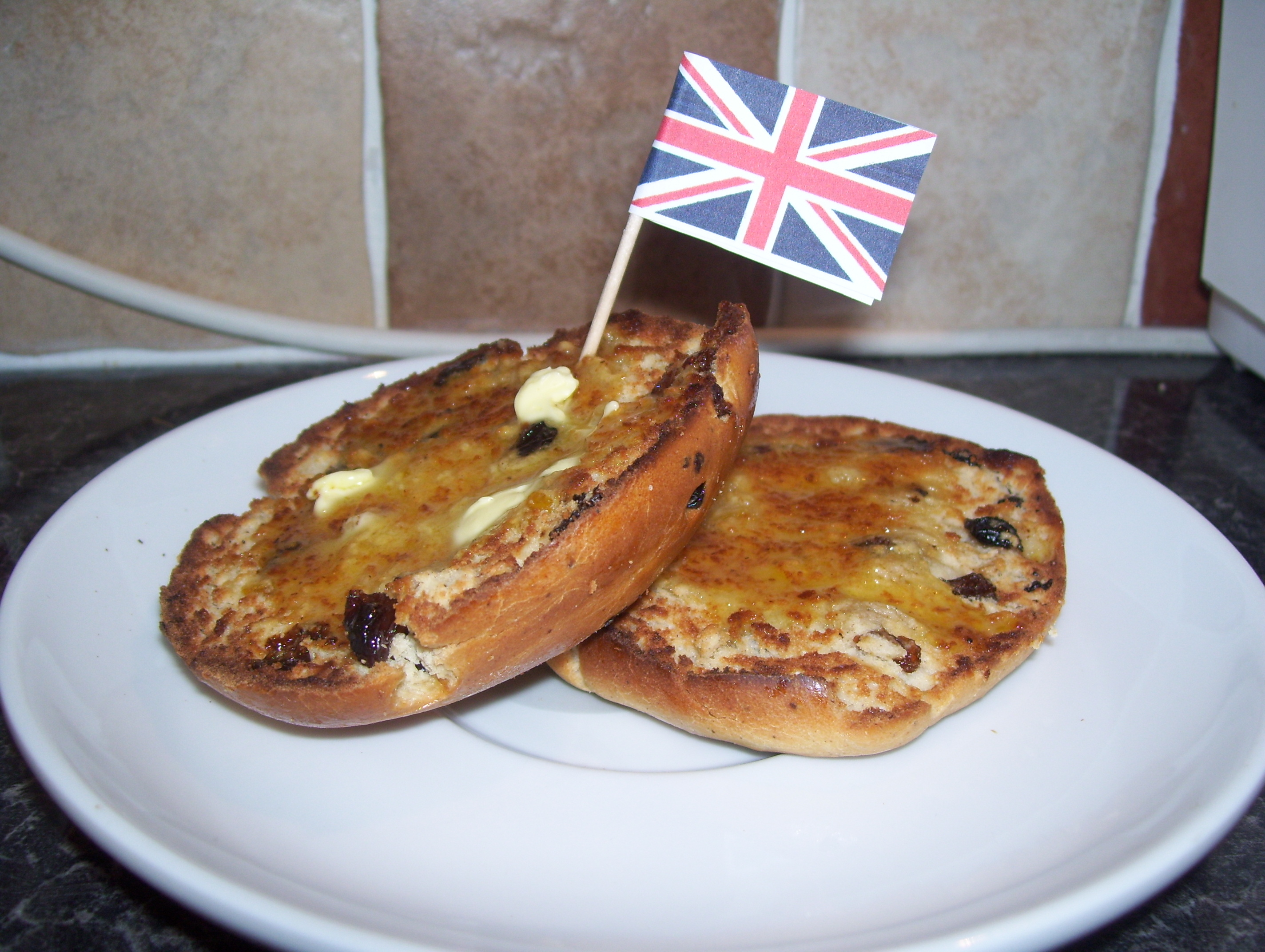 British Nosh: Teacakes