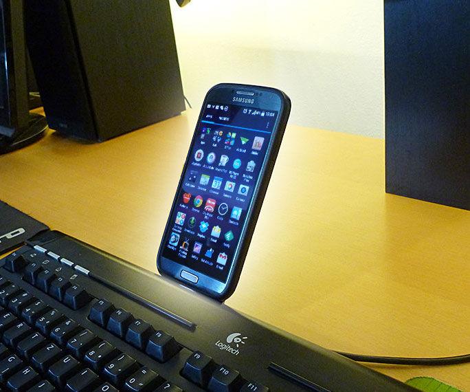 Keyboard Phone stand