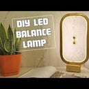 DIY Lamp With Gravitational Magnetic Switch