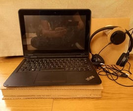 Portable Laptop Stand