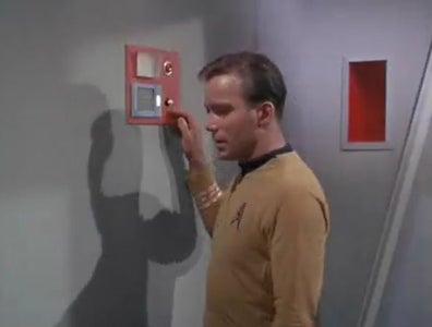 Star Trek Wall Comm
