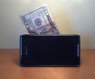 Hide Your Bills in Your Phone!