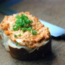 Obatzda - Bavarian savory cheese spread