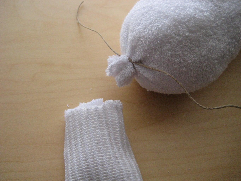 Stuffing Socks...