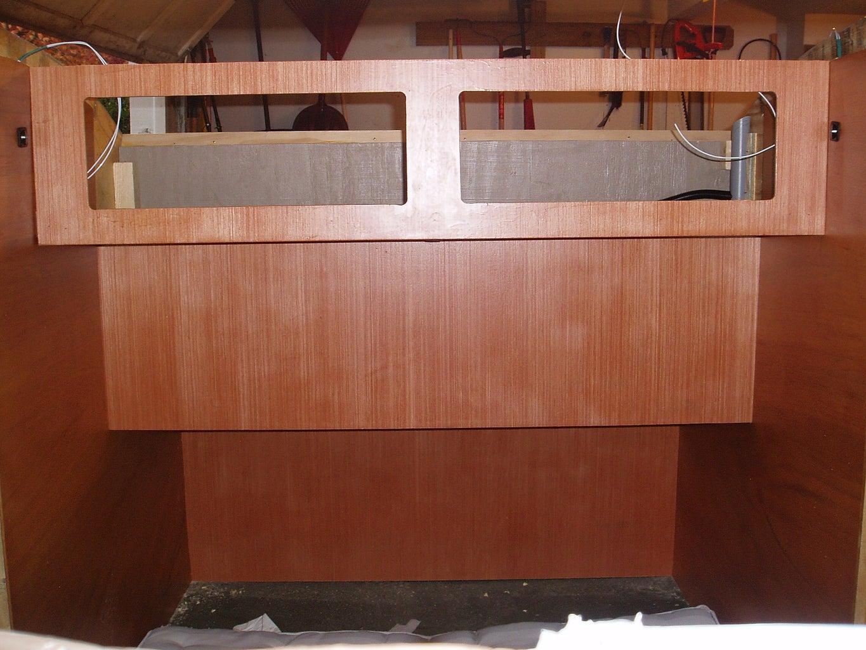 Main Cabinet, LED II, Wiring