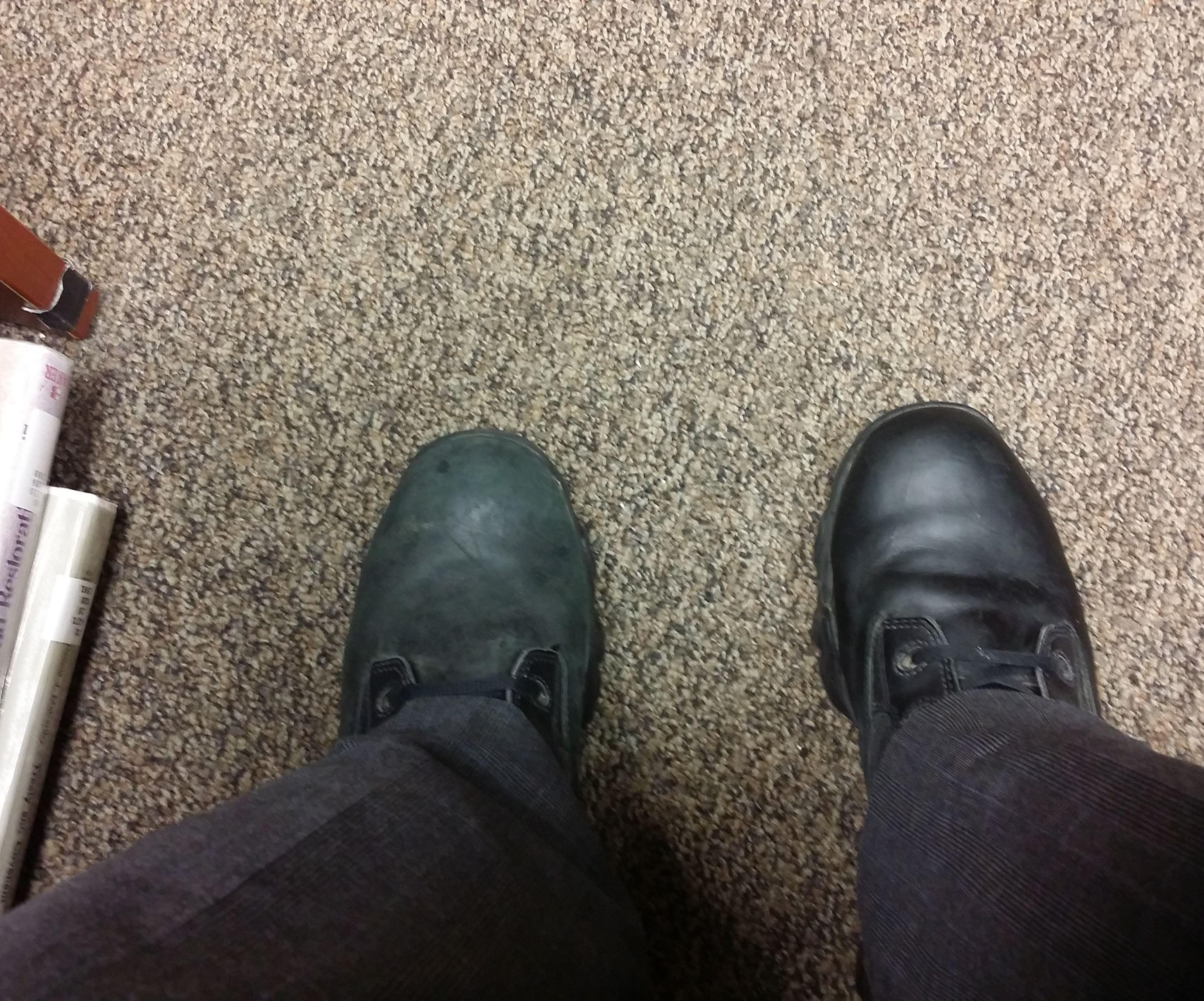 Quick Shoe Shine