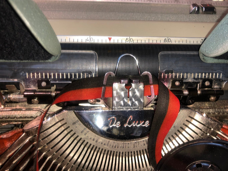 Prep Ribbon to Be Removed From Ribbon Vibrator