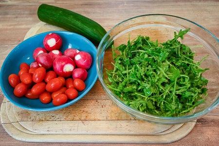 Make the Salad Now.