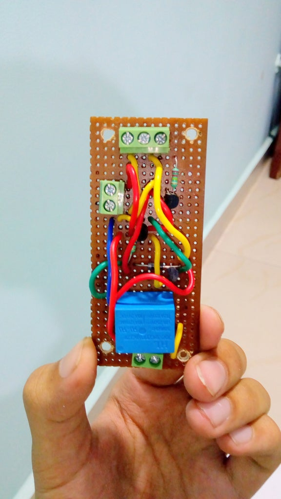 Automatic Water Level Controller Using Transistors or 555 Timer IC