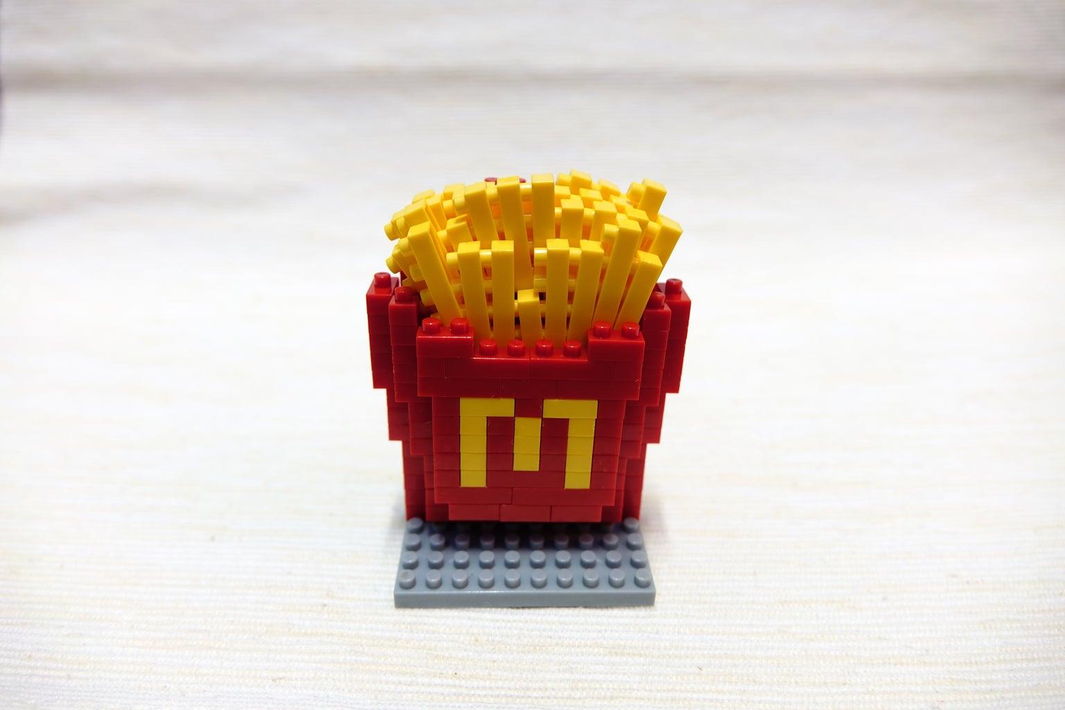 Yellow Block 1*4, 1*4, 1*4, 1*4, 1*4, 1*4, 1*4, 1*4