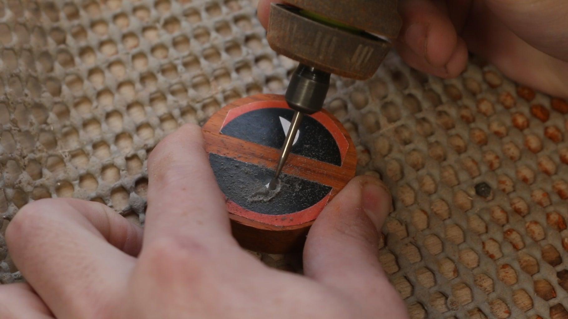 Adding the Milliput