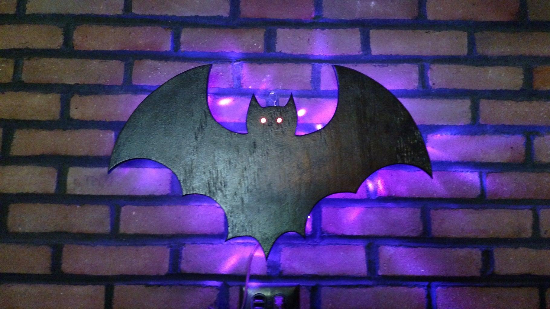Halloween Bat