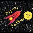 How to Fold a Cool 3D Origami Sci-Fi Rocket
