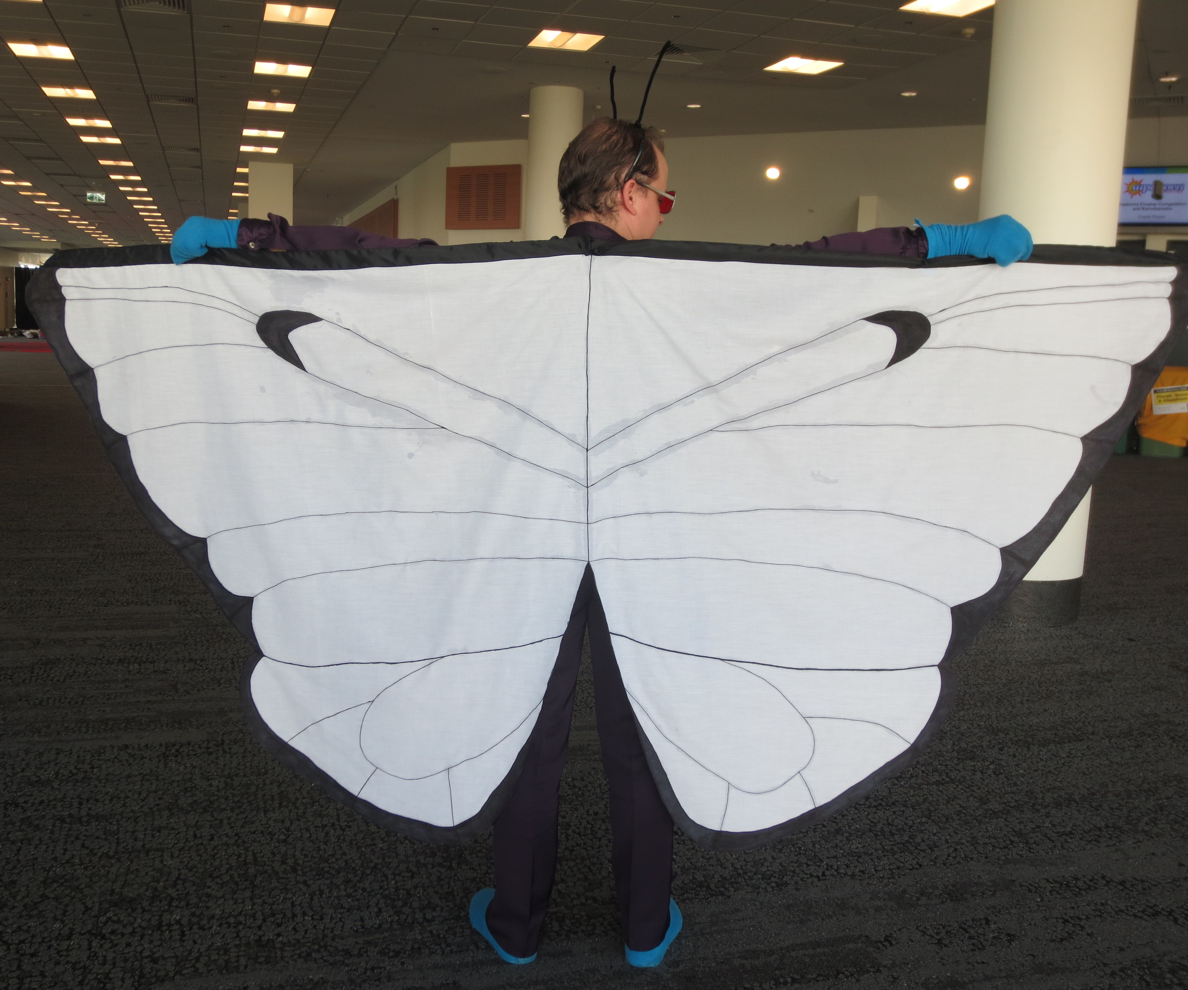 Butterfree Cape Wings