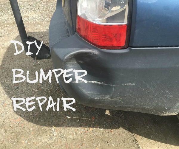 DIY Bumper Repair