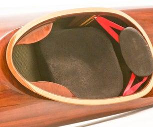 Make a Super-Comfortable Kayak Seat