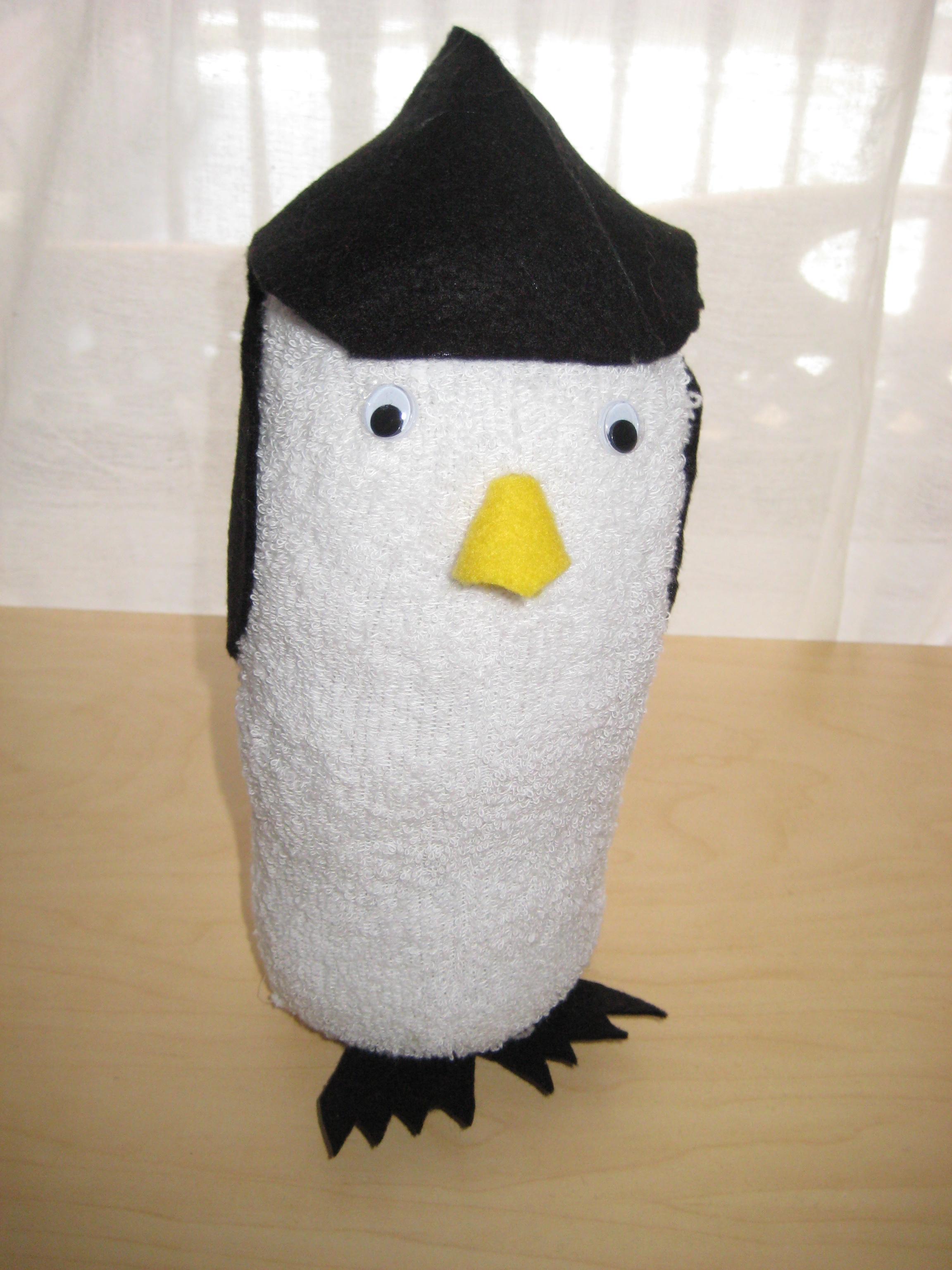 Sock Penguin