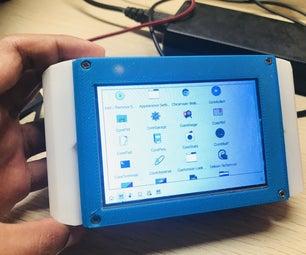 MutantC_v2 - an Easy to Build Raspberry Pi Handheld/UMPC