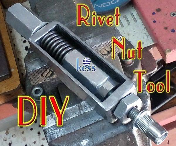 DIY Rivnut Tool