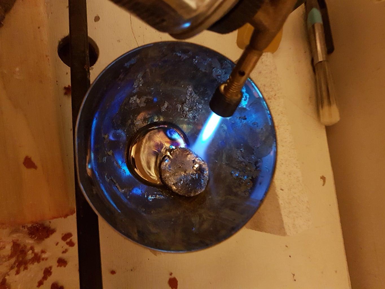 Melting the Metal