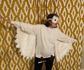来自哈利波特的Hedwig服装