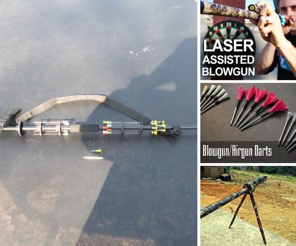 Blowguns and Darts