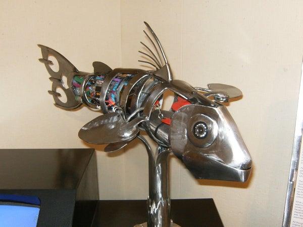 Animatronic Fish