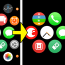 Simplify the Apple Watch home screen