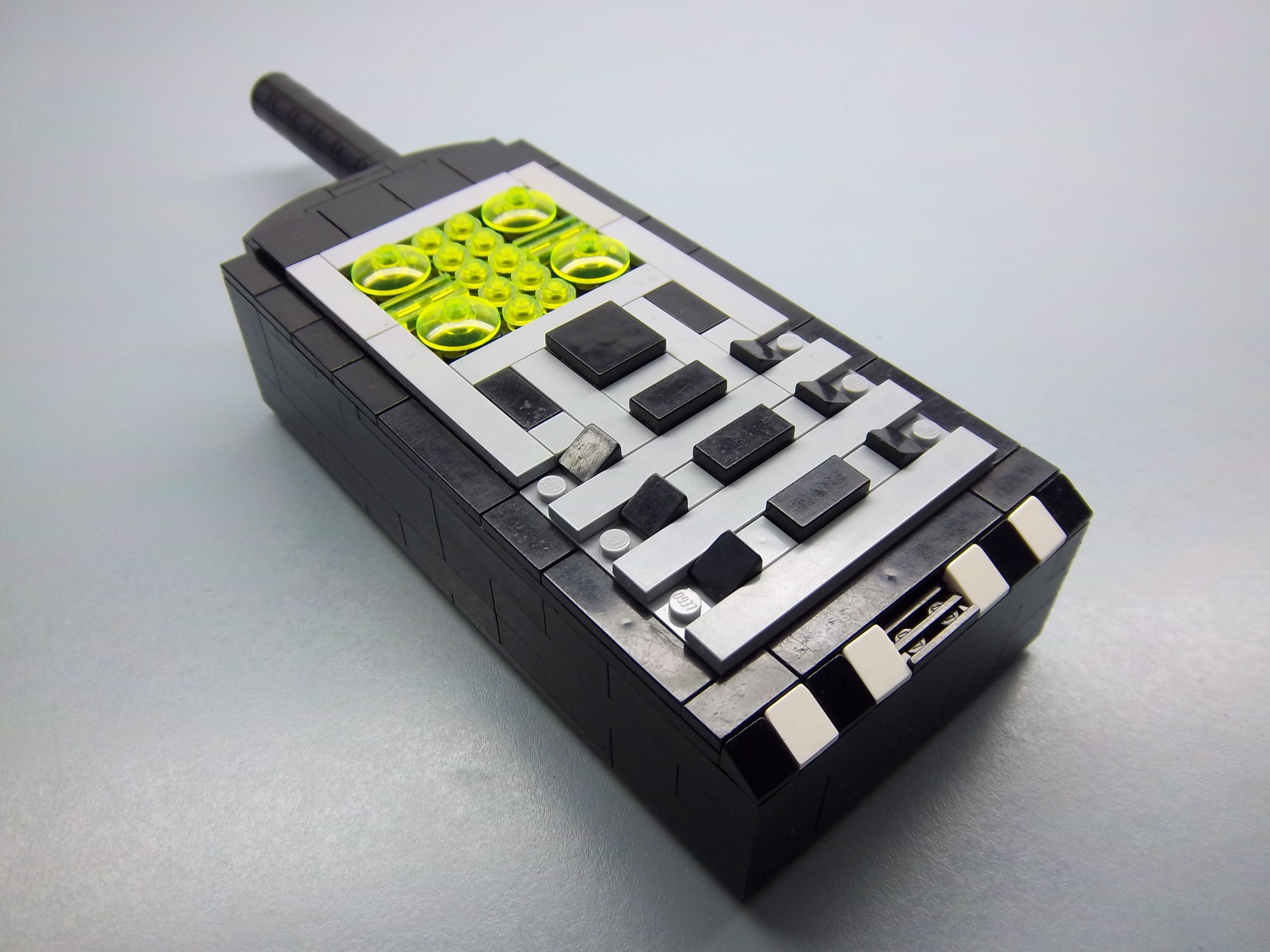 LEGO mw3 UAV radio