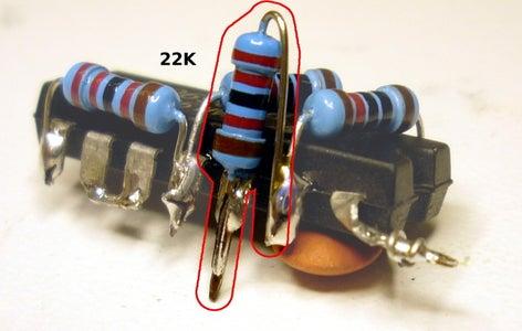 A Couple 22K Resistors WHAAATTT?!!