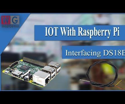 DS18B20 Sensor Interfacing With Rsapberry Pi Using JAVA